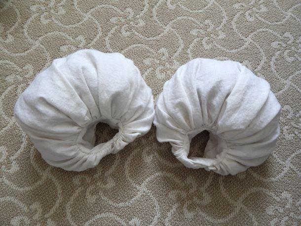 1830s Romantic Dress (Part 2): Sleeve Support Poufs