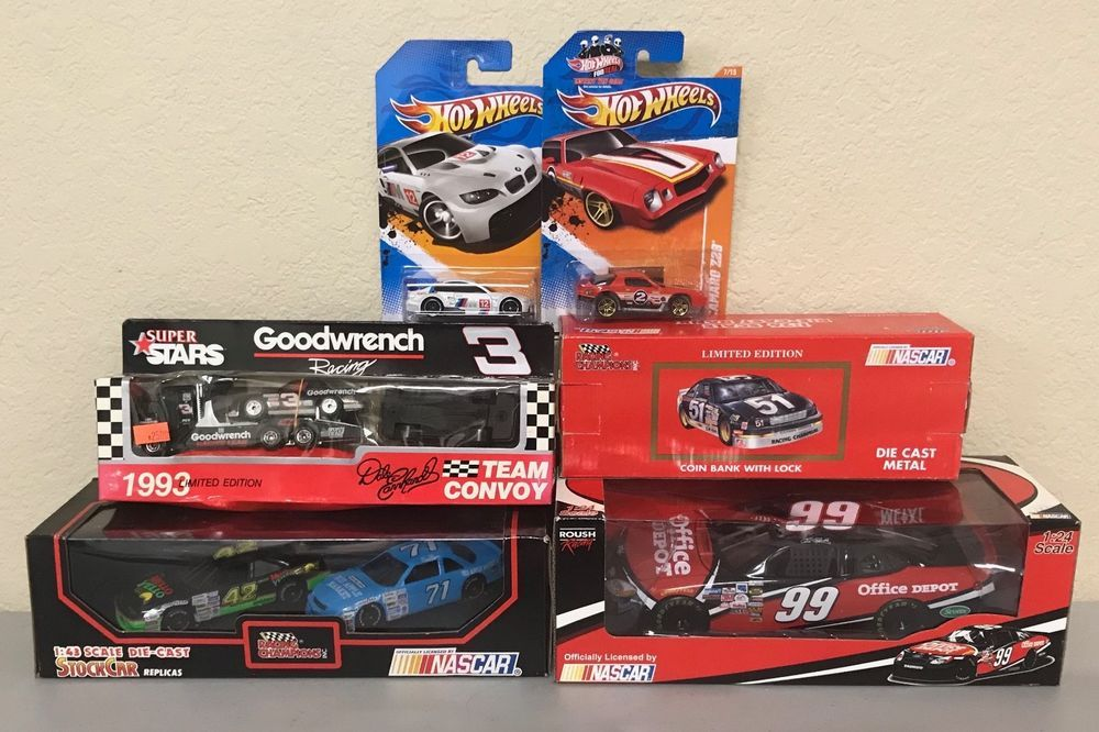 Matchbox Goodwrench Team Convoy Dale Earnhardt 3