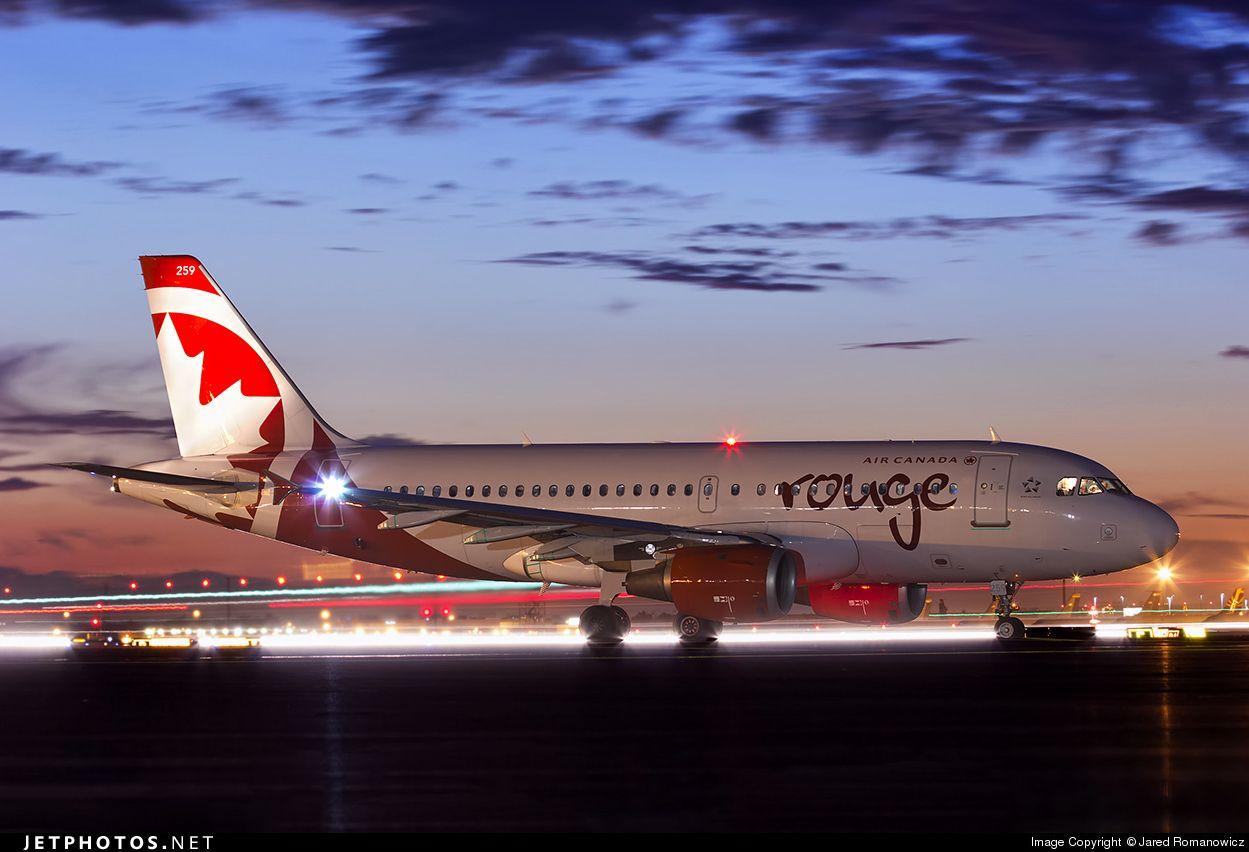 Hawaii halfway between Toronto and Sydney. Air Canada