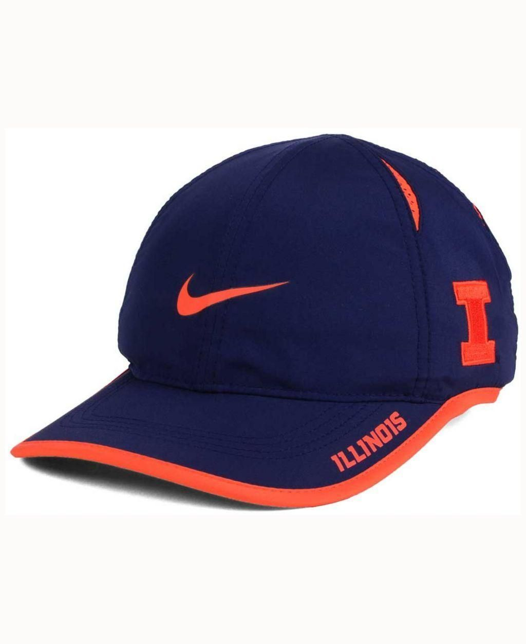 979bb1b5afb Nike Illinois Fighting Illini Featherlight Cap - Brought to you by ...