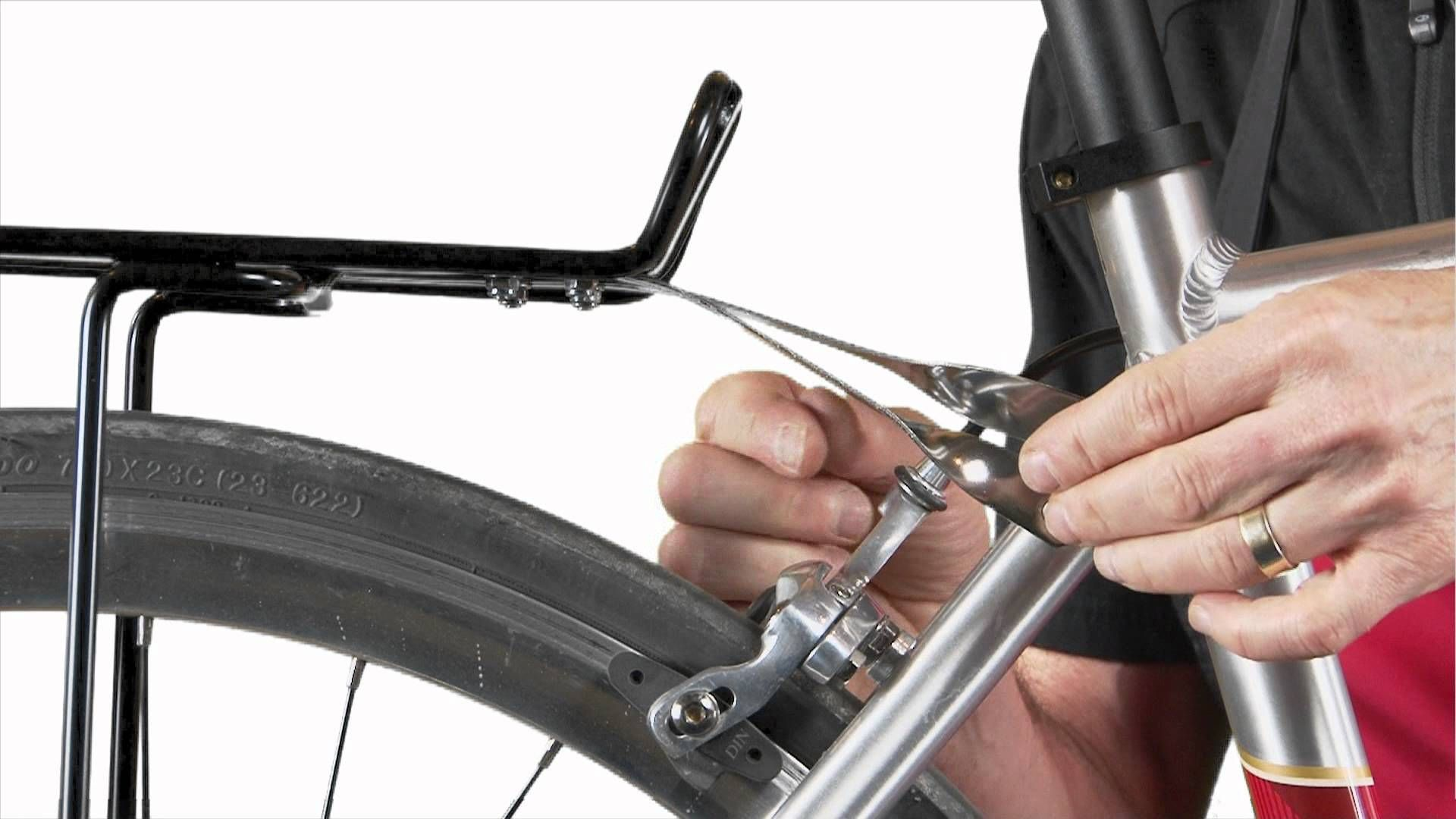 How to Install a Rack on Your Bike