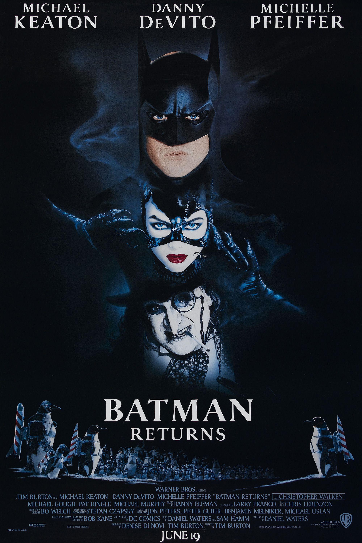 لعبة batman returns