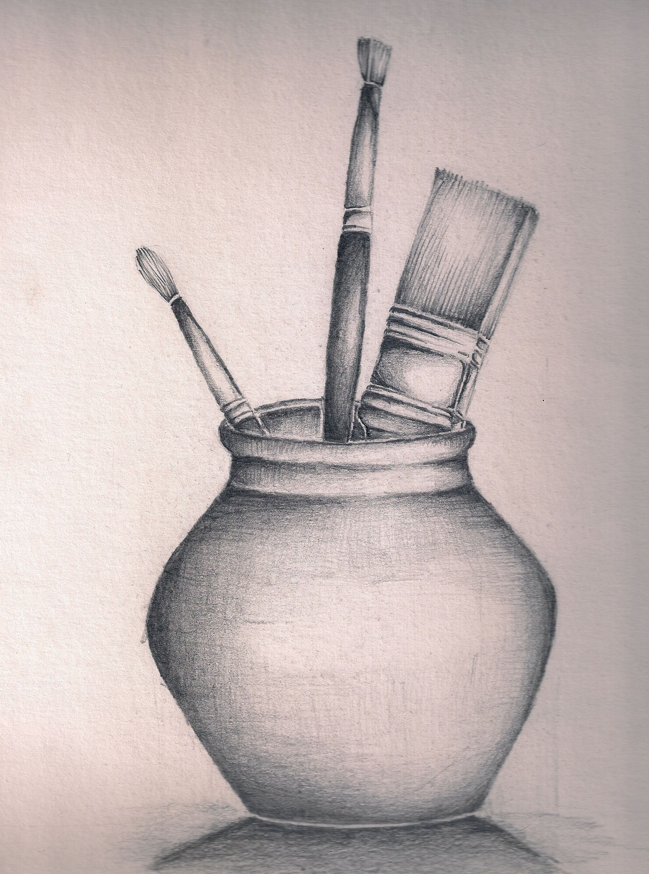 Still Life Drawings By Namrata Kumar At Coroflot Com Education In