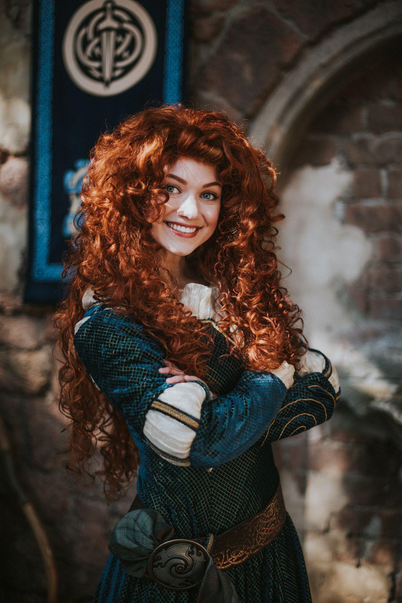 Merida (With images) | Merida cosplay, Cosplay woman ...