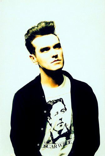 Morrissey (1989) | via https://www.theguardian.com/music/gallery/2009/may/21/morrissey-50th-birthday