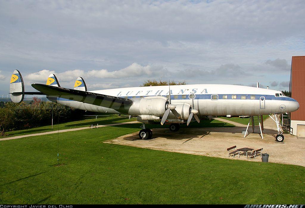 Lufthansa: Lockheed L-1049G Super Constellation