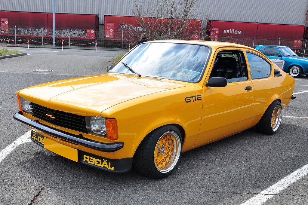 Rad Racer 78 Opel Kadett C Opel Retro Cars Motor Car
