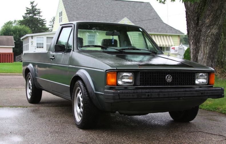 81 Vw Rabbit Truck Sel 51 Mpg Hands Down The Best Car I Ever Had