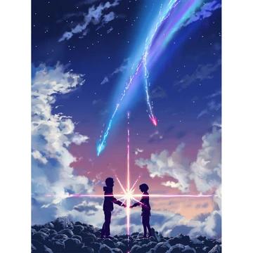 5D Diamond Painting Starry aurora couple Paint with Diamonds Art Crystal Craft Decor