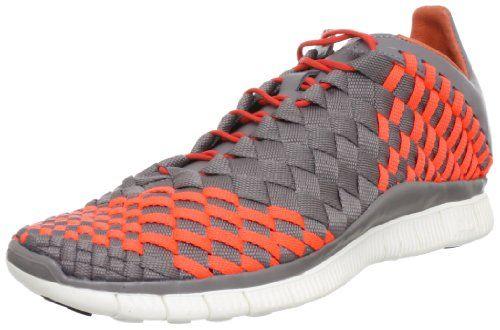 4cbf318ed900 Nike Mens Free Inneva Woven Sport Grey Total Crimson 579916-006 7 Nike http