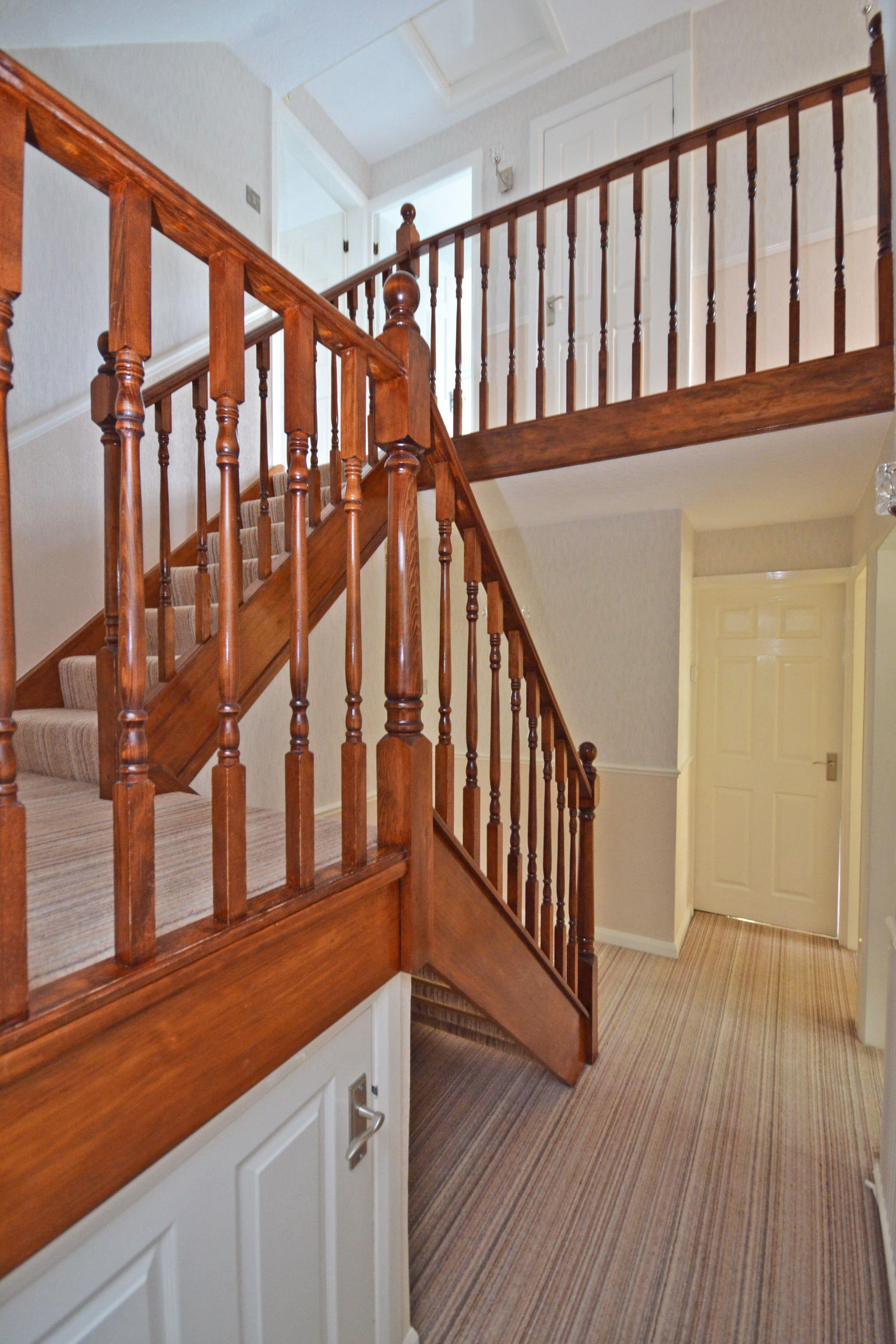 Wood Mount, Overton, Wakefield - Staircase