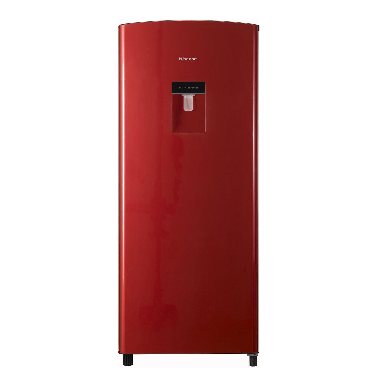 Hisense Red Fridge H230rre Wd Single Doors Single Door Fridge Water Dispenser