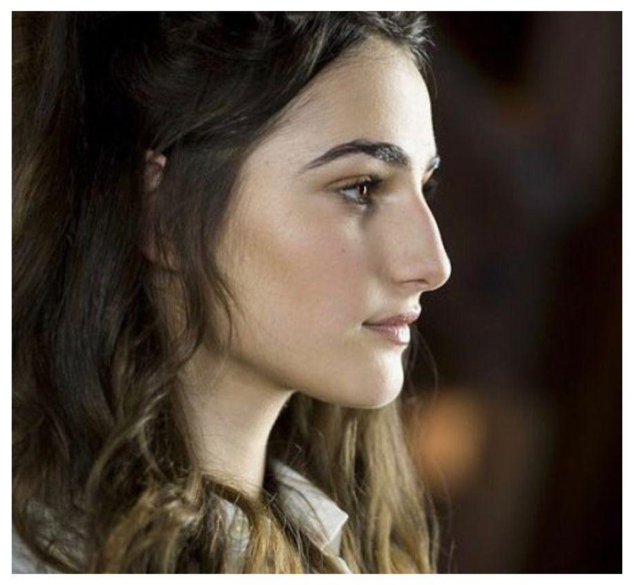 Nose on women roman How we