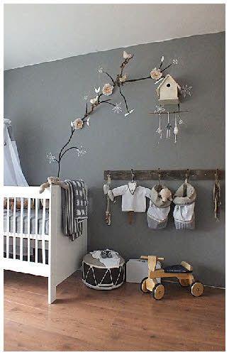 Inspiring Nursery Wall Ideas Baby