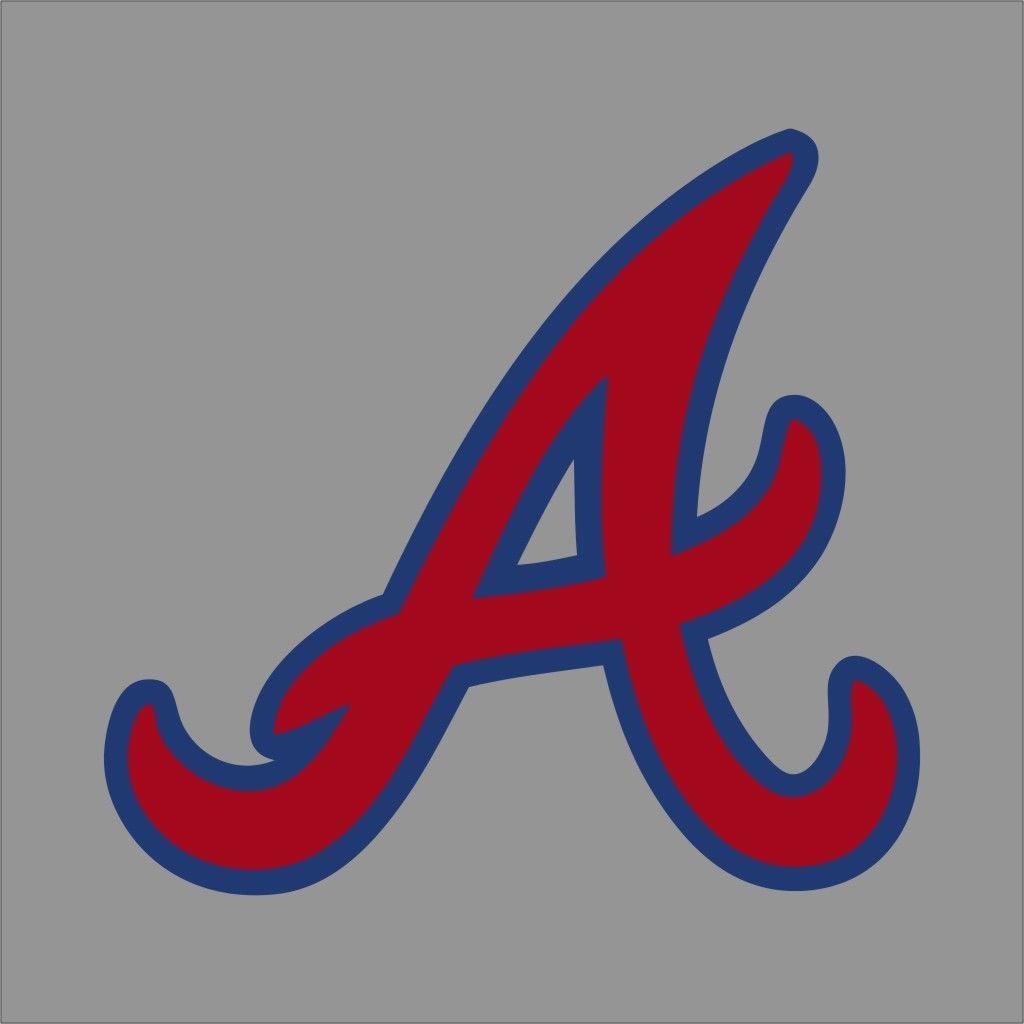 Atlanta Braves 3 Mlb Team Logo Vinyl Decal Sticker Car Window Wall Cornhole Sports Vinyl Atlanta Braves Mlb Team Logos