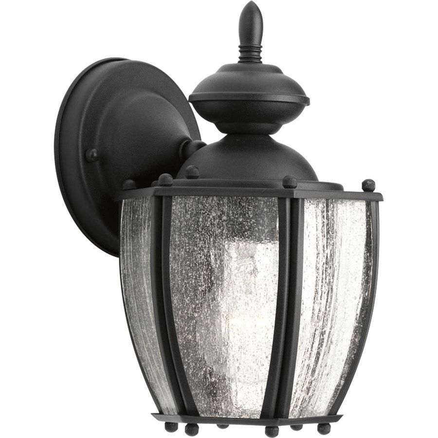 Progress Lighting Outdoor Wall Sconce Progress lighting roman coach 987 in h black outdoor wall light progress lighting roman coach 987 in h black outdoor wall light workwithnaturefo
