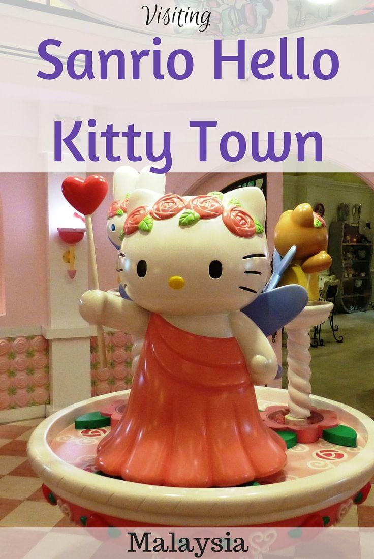 Hello kitty town puteri harbour family theme park johor bahru malaysia - Information Tips And Our Review Of Sanrio Hello Kitty Town In The Johor Bahru Area