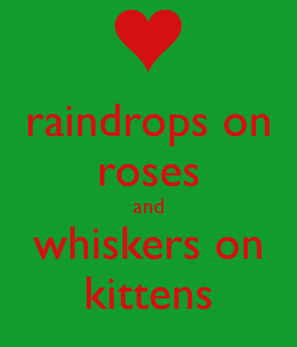 My Favorite Things Raindrops On Roses Christmas Print Christmas Wall Art Christmas Art Xmas Artwork Sound Of Music Julie Andrews Red Christmas Wall Art Christmas Art Sound Of Music