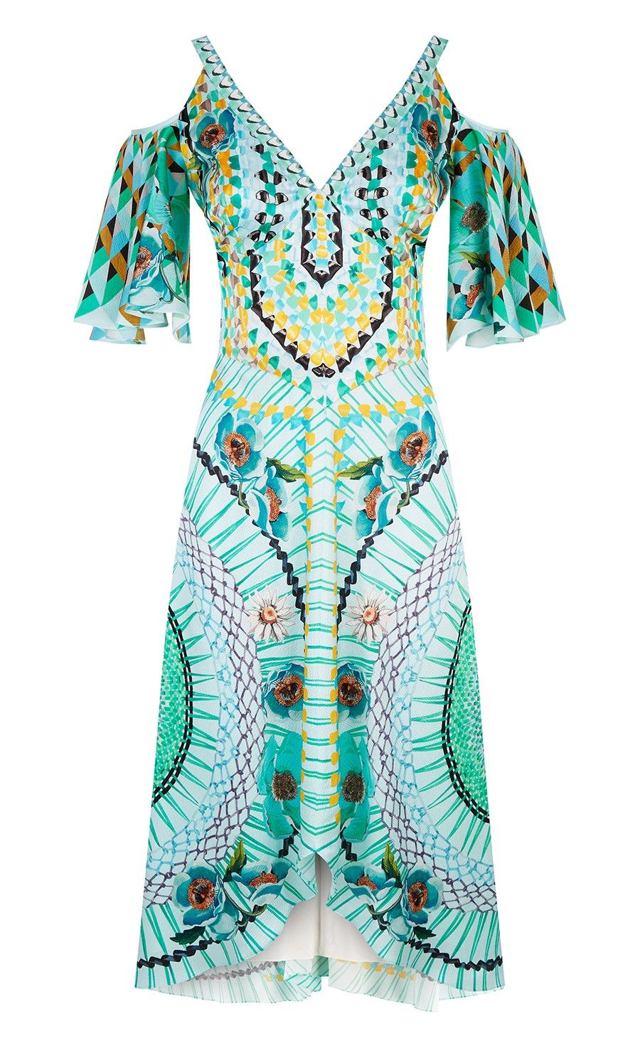 V Neck Dream Catcher Dress | vintage | Pinterest | Dream catchers ...