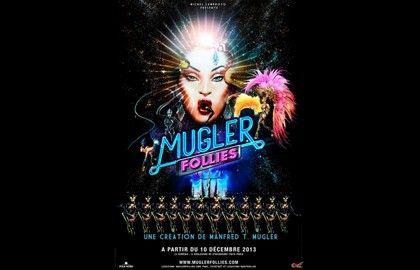 """""""Mugler follies"""": Le couturier Thierry Mugler revisite le concept de Revue au cabaret Comedia dans le 10ème arrondissement !  #show #cabaret #thierrymugler #muglerfollies"""