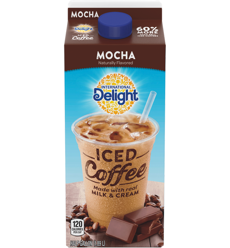 International Delight Iced Coffee Mocha Caffeine In 2020 International Delight Iced Coffee Caramel Macchiato International Delights