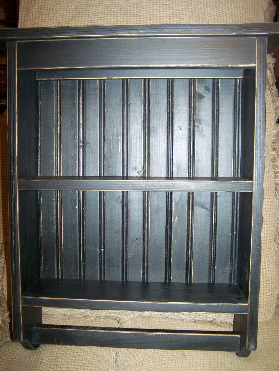 Primitive Wall Cabinets