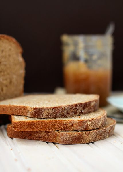 Not Your Everyday Oatmeal Sandwich Bread