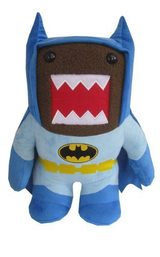 Domo Batman Small 6 Plush Blue >>> You can find out more details at the link of the image.