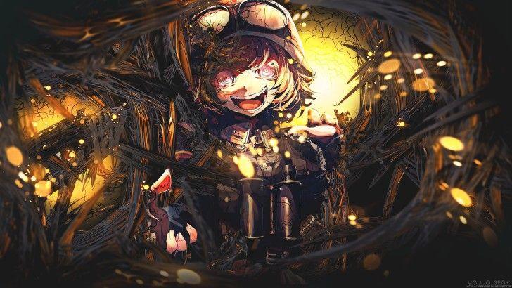 Tanya Degurechaff Youjo Senki Wallpaper Tanya The Evil Anime Anime Wallpaper