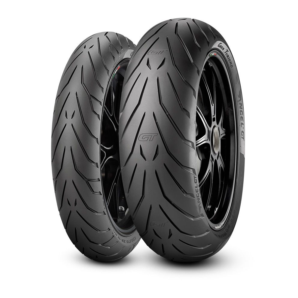 Pirelli Motorbike Tyre Angel Gt For Heavy Touring Bike Kawasaki