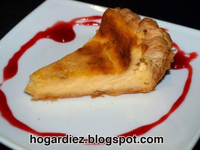 Tarta De Mascarpone Con Hojaldre Receta Petitchef Receta Tartas Queso Mascarpone Hojaldre