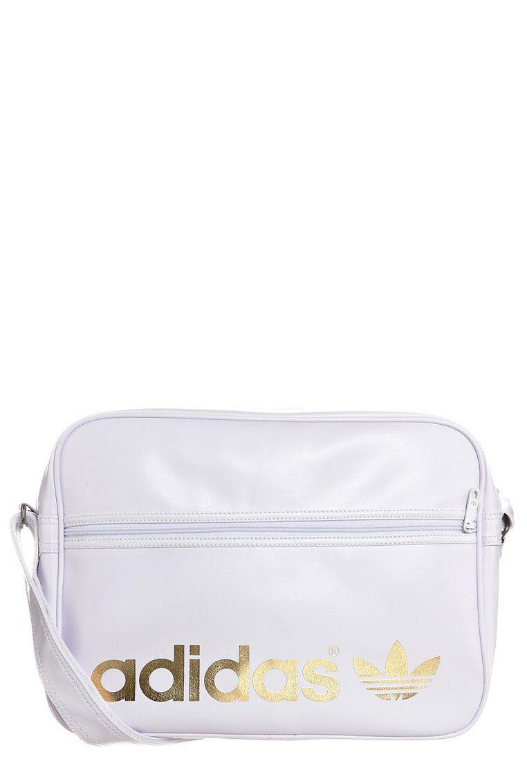 adidas Originals - ADICOLOR AIRLINER - Across body bag - white ... aab7e4f35e03b