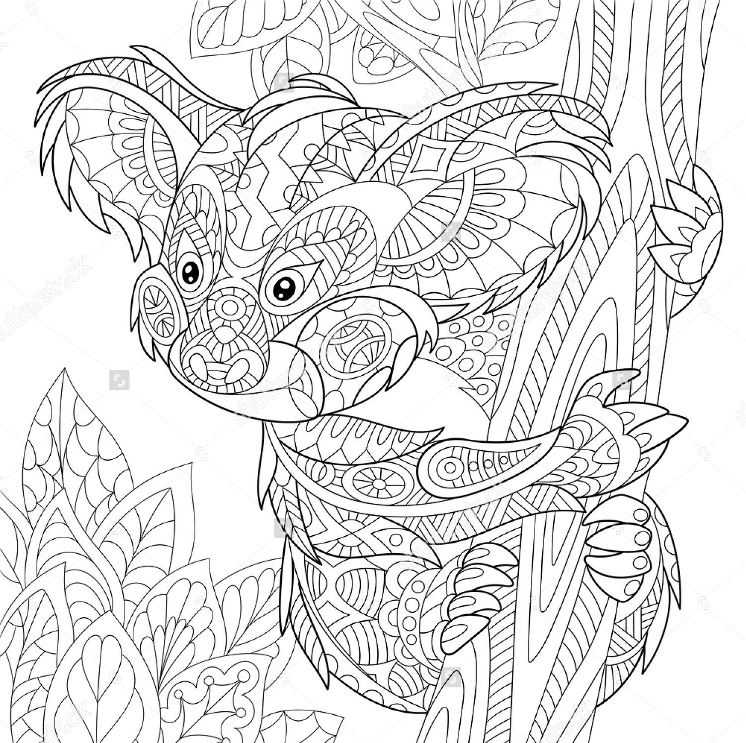 Pin By Rejane Delloup On Colo Animal Coloring Pages Bear Coloring Pages Animal Coloring Books