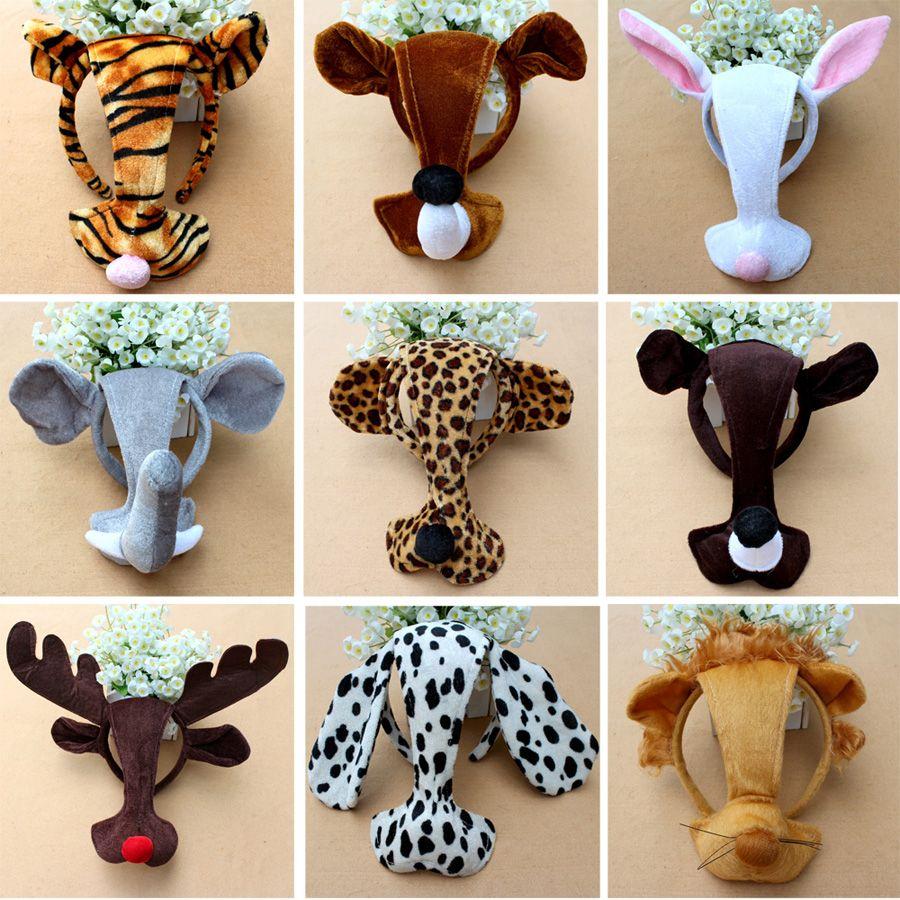 masker jungle dieren - Google zoeken