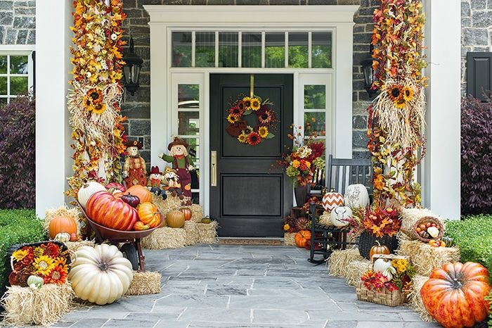 Decoraciones De Fall