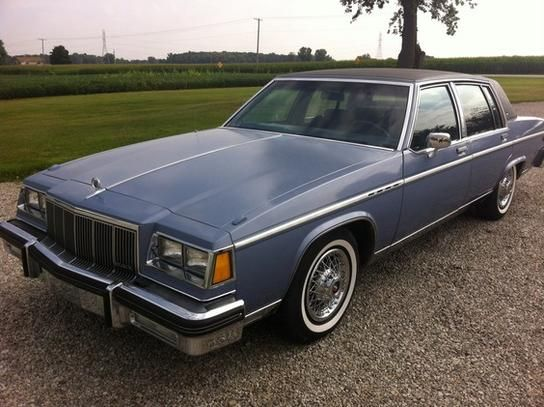 Check Out This 1983 Buick Electra On Autotrader Buick Electra