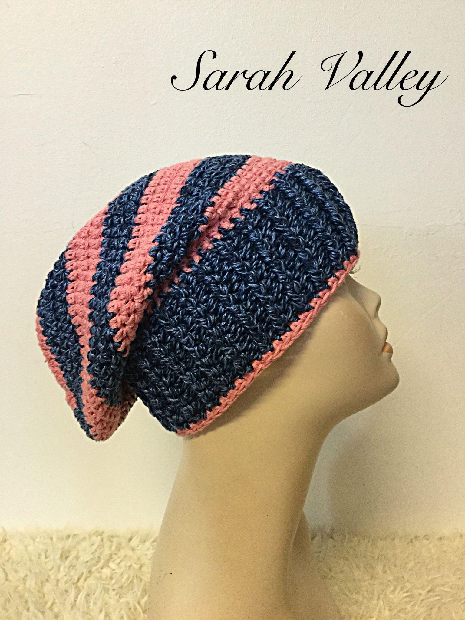 Crochet Beanie, cotton Beanie, ladies hats, birthday gifts, Autumn, spring and summer Beanie,
