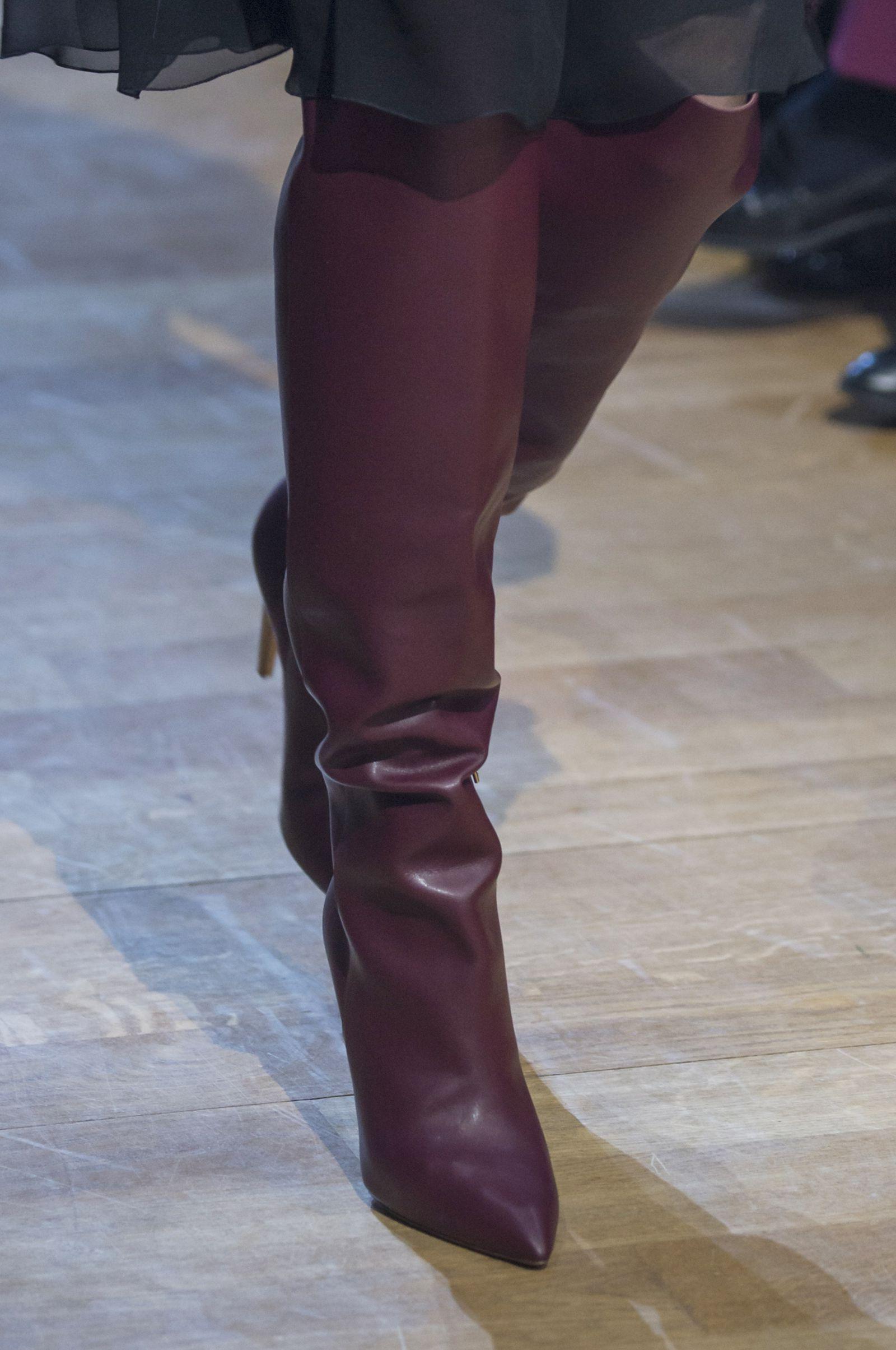 35c7eefab47 Elie Saab- HarpersBAZAARUK Fall Winter, Autumn, Merrell Shoes, Stylish Boots,  Fall