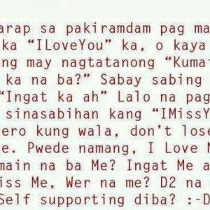 Love Quotes Tagalog Patama Sa Crush Secret Tagalog Love Quotes