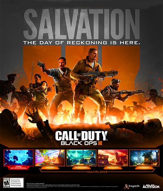 call of duty black ops 3 zombies for free