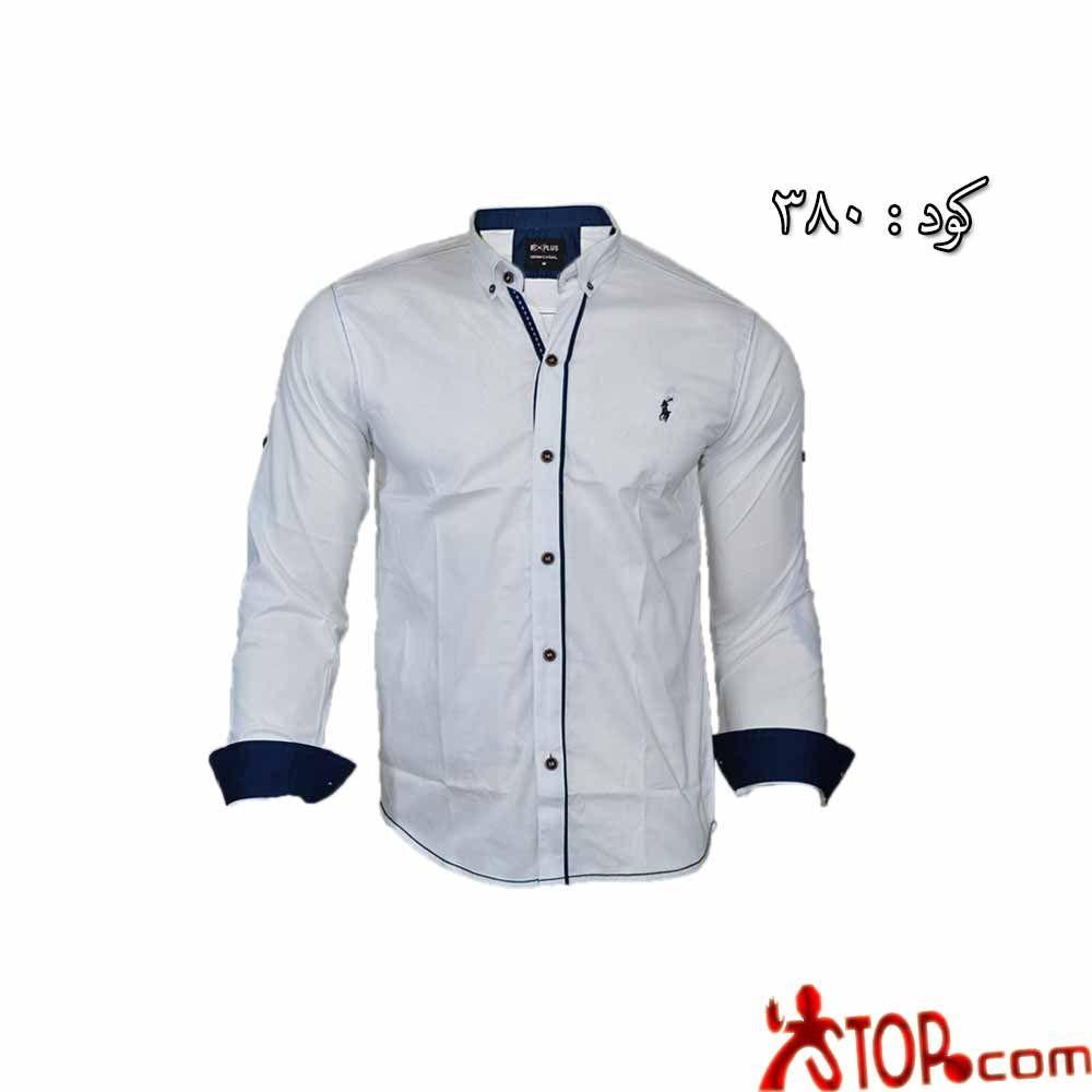 قميص رجالى ليكرا ابيض مطعم كحلى فى الاسكندرية متجر ستوب للملابس الرجالى Mens Tops Shirts Tops