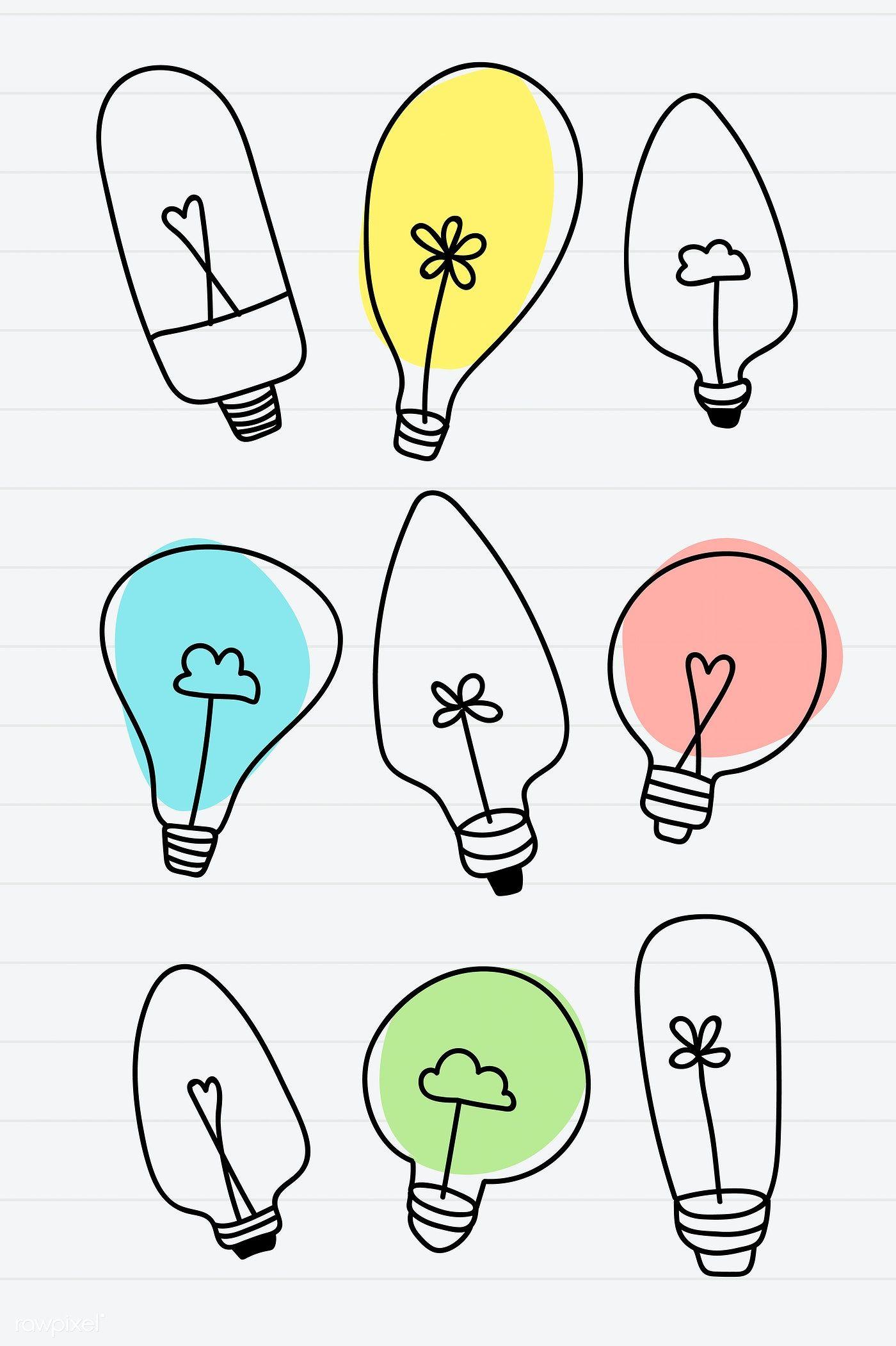 0ce84a58551017288ec2985c590ef32b » Cute Lightbulb Drawing
