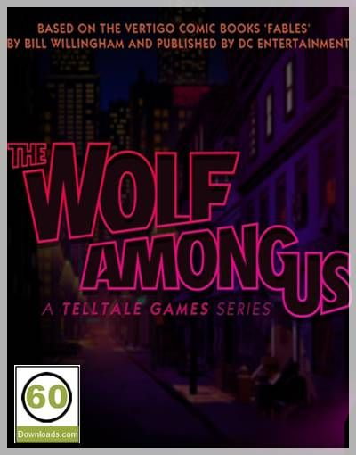 Pin by 60 Downloads on PC Games | The wolf among us, New