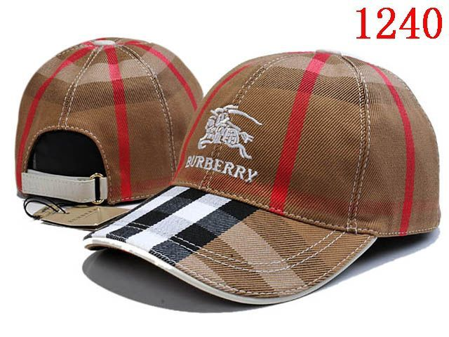 Burberry baseball caps cba41a5da9b