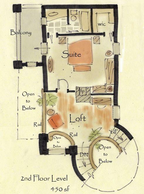 storybook cottage house plans - Storybook Cottage House Plans