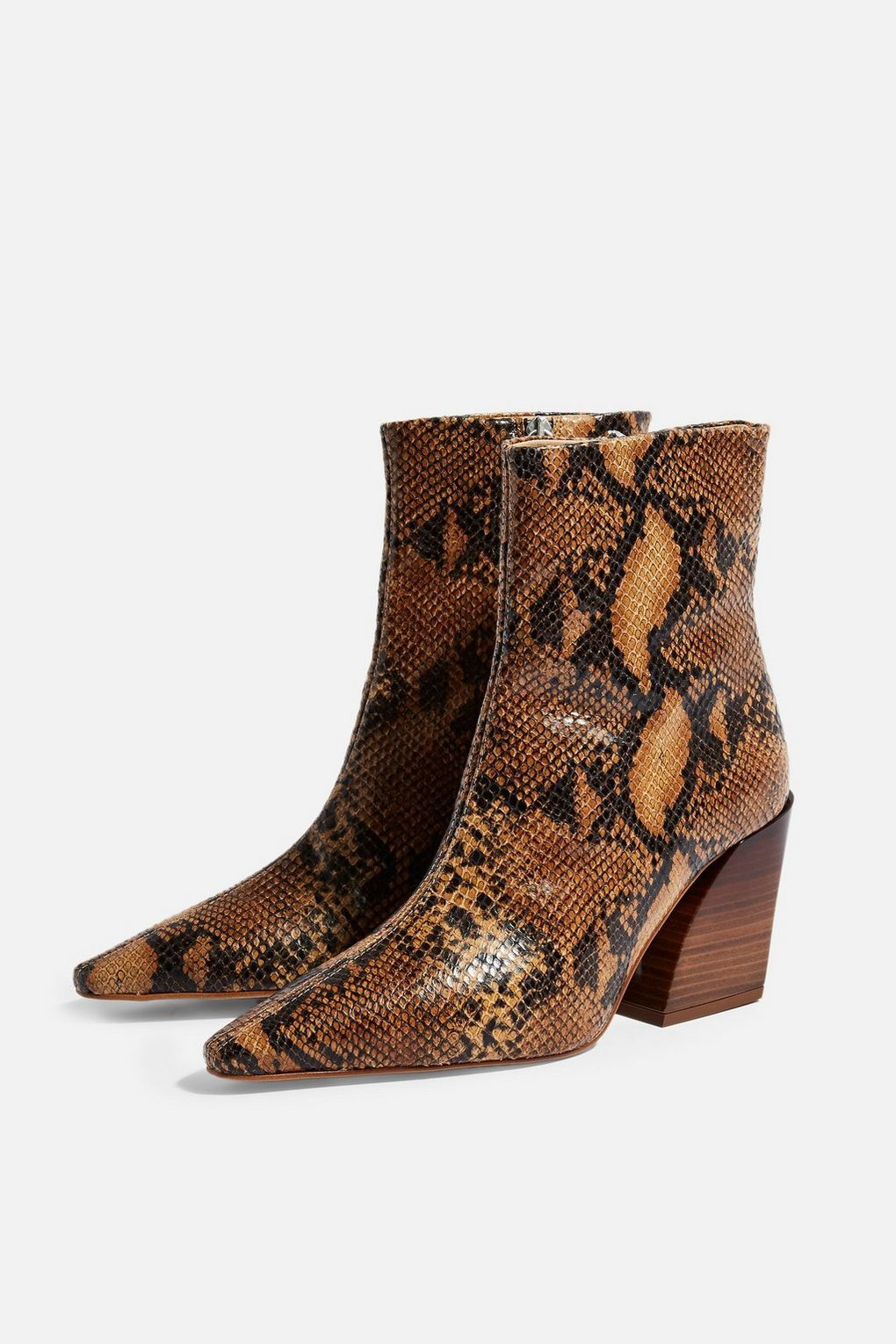 61bc36e43a9 HENLEY Western Boots - Heels - Shoes - Topshop USA
