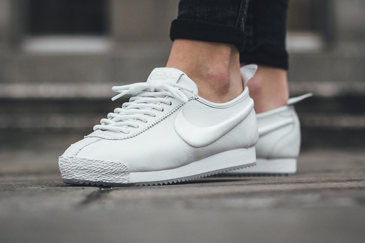 These Black and White Nike Cortez '72 Colorways Are for the
