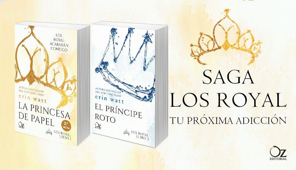 Los Royal Erin Watt El Principe Roto La Princesa De Papel Con Imagenes Libros Para Leer Juveniles Libros Para Leer Leer