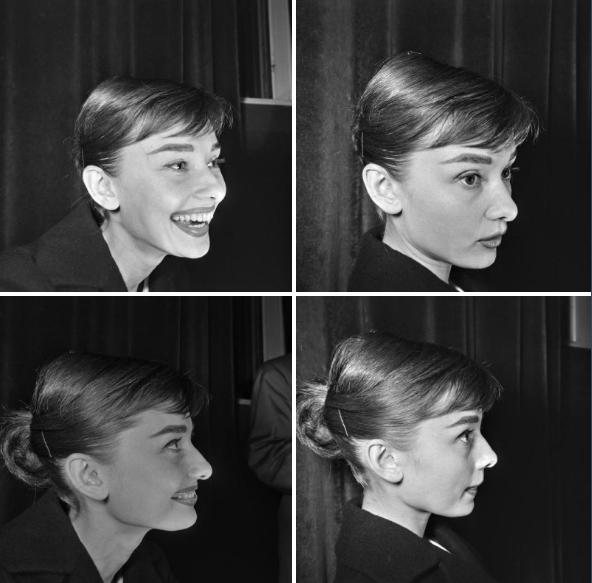 Audrey Hepburn, c. 1956