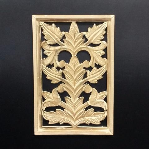 Carved Wood Wall Art Plaque ,Decorative. ILO | Carved wood, Wood ...